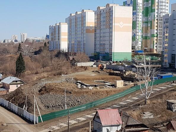 Фото Жилой комплекс КЕМЕРОВО-СИТИ, дом 4г, Ход строительства май 2019