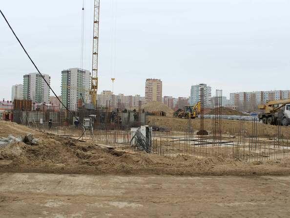 Фото Жилой комплекс КУЗЬМИНКИ, дом 13, Ход строительства апрель 2019