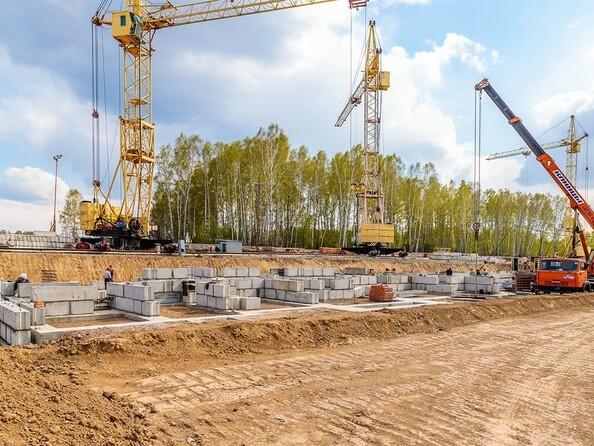 Фото Жилой комплекс НИКОЛЬСКИЙ, дом 4, Ход строительства май 2019
