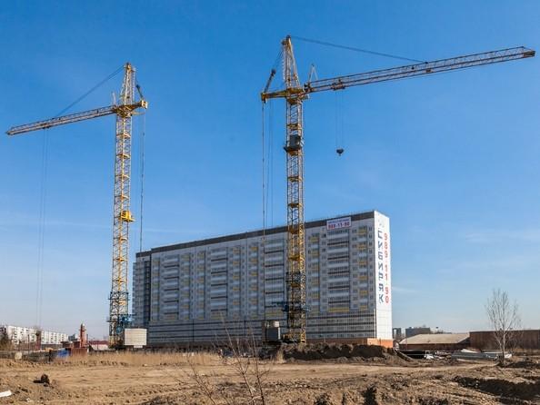 Фото Жилой комплекс Иннокентьевский, 3 мкр, дом 3, Ход строительства 4 апреля 2017