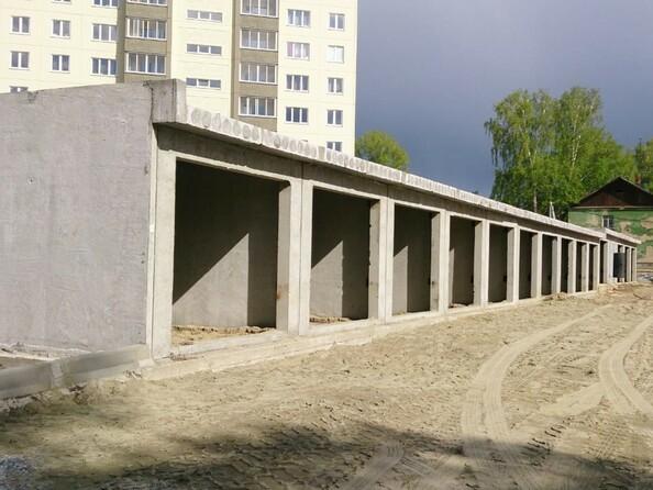 Фото Жилой комплекс ЗНАМЕНСКИЙ КВАРТАЛ (Журавлева,3), этап 2, Ход строительства май 2019
