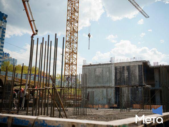 Ход строительства 12 мая 2021