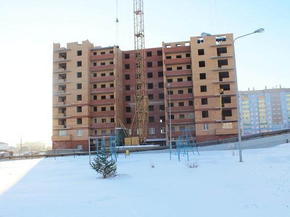 Фото Жилой комплекс Мужества, дом 12 , Ход строительства 18 января 2018