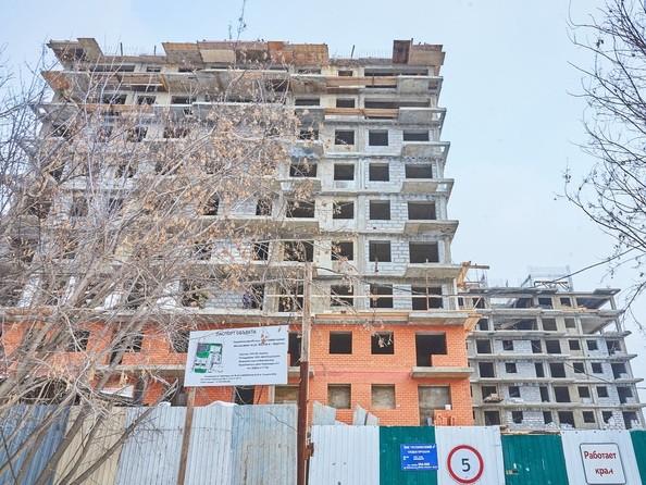 Фото Жилой комплекс УСПЕНСКИЙ-3, б/с 1 , Ход строительства 10 декабря 2018