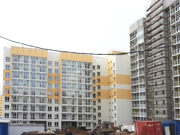 Фото Жилой комплекс КЕМЕРОВО-СИТИ, дом 37, б/с 1, 2, 3, май 2018