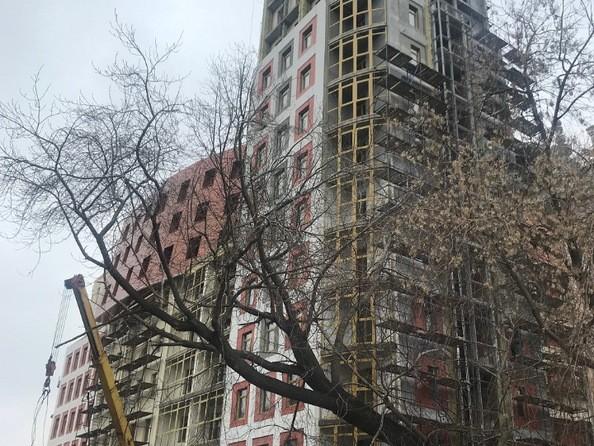 Фото Жилой комплекс НОВЫЙ ПИОНЕР, Ход строительства март 2019
