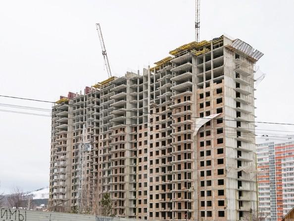 Фото Жилой комплекс СЕРЕБРЯНЫЙ, квр 1, дом 1, Ход строительства 5 декабря 2017