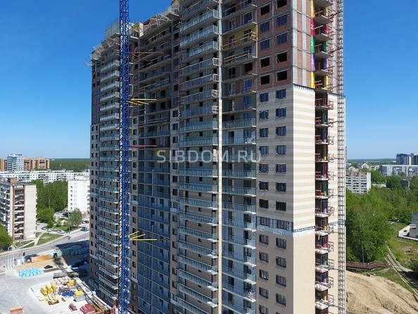 Фото Жилой комплекс VIVANOVA (Виванова), Ход строительства 30 мая 2019