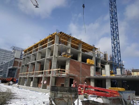 Фото Жилой комплекс ГРАНИТ, Ход строительства март 2019