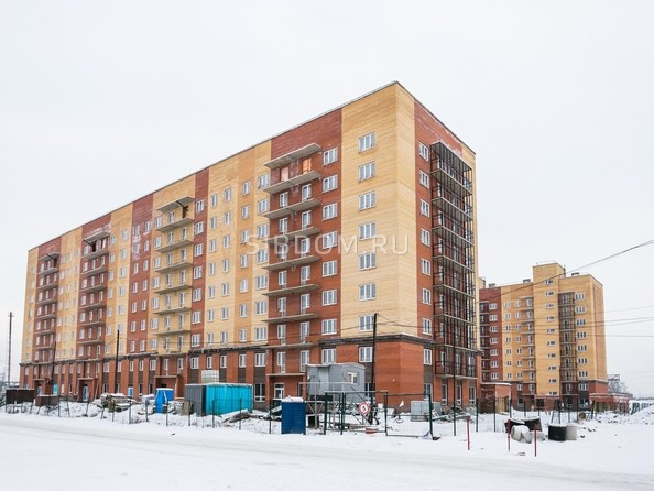 Фото Жилой комплекс ОБРАЗЦОВО, дом 5, 27 декабря 2017