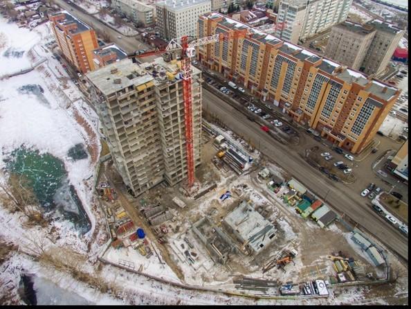 Ход строительства 20 января 2020