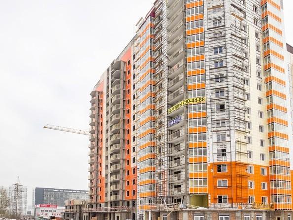 Фото Жилой комплекс Караульная, 6 дом, 3 оч, 21 октября 2016