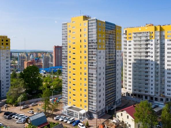 Фото Жилой комплекс КУРЧАТОВА, дом 6, стр 2, Фото от 9 июня 2019