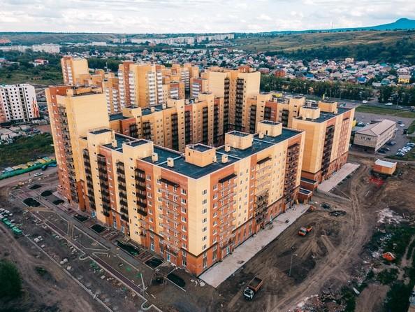 Фото Жилой комплекс ОБРАЗЦОВО, дом 1, квартал 1, 28 августа 2018