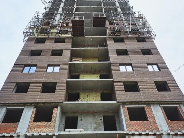 Фото Жилой комплекс ЯСНЫЙ БЕРЕГ, дом 11, Ход строительства 30 мая 2019