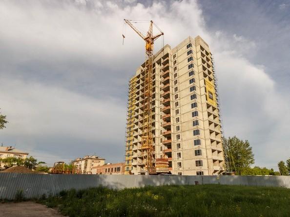 Фото Жилой комплекс КОСМОНАВТЫ, Б/С 1, июнь 2018