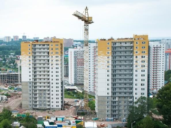 Ход строительства 17 июля 2019