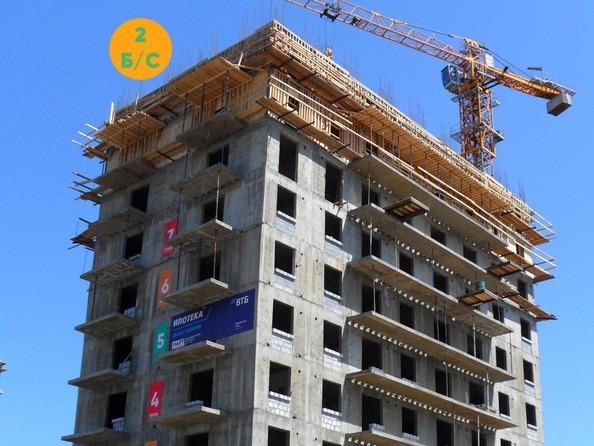 Ход строительства 30 апреля 2019