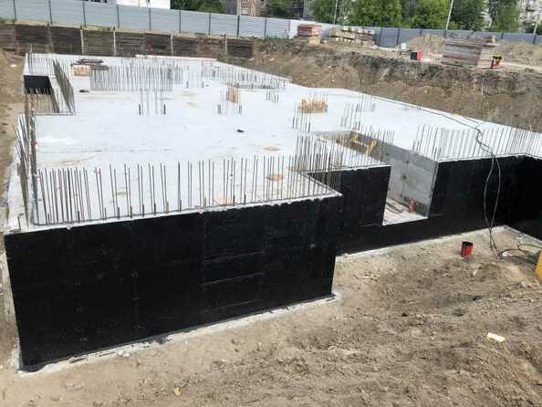 Ход строительства 26 июня 2021