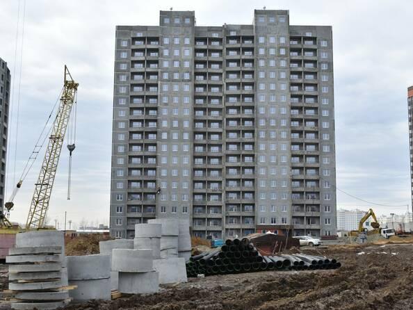 Фото Жилой комплекс РОДНИКИ, дом 2, Ход строительства апрель 2019