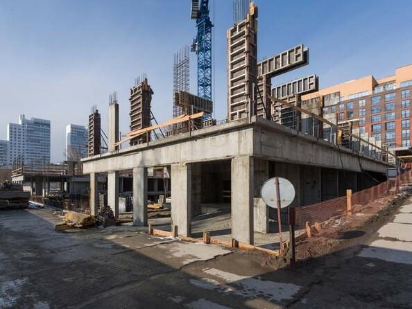 Фото Жилой комплекс На Декабристов, дом 5, Ход строительства март 2019