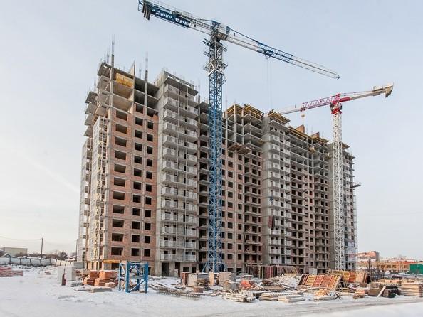 Ход строительства 24 декабря 2019