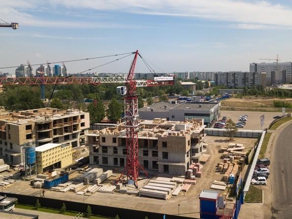 Фото Микрорайон SCANDIS (Скандис), дом 1, Ход строительства 25 июня 2018