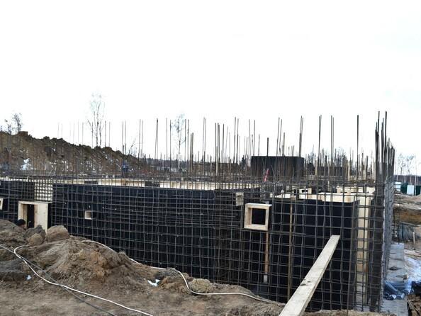 Фото Жилой комплекс ЭВОЛЮЦИЯ, 4.4-4.5, Ход строительства 2 апреля 2018
