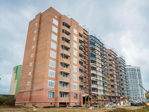 Фото Жилой комплекс 4 мкр, дом 11, Ход строительства сентябрь 2018
