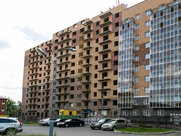 Фото Жилой комплекс ДИНАСТИЯ , 2 этап, Ход строительства 9 июня 2019