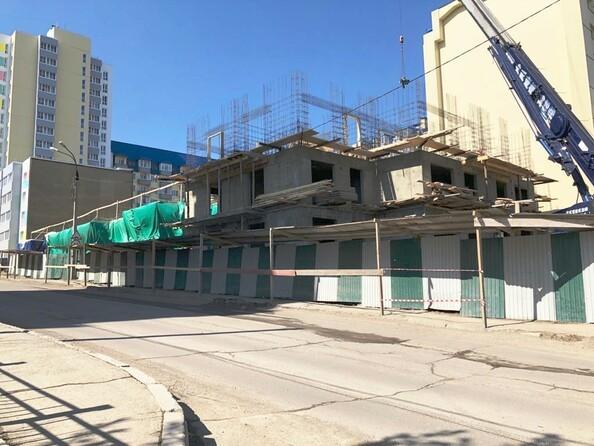 Ход строительства 2 апреля 2021