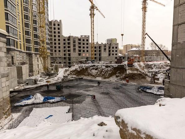 Фото Жилой комплекс СТОЛИЧНЫЙ, Б/С 11-12, Ход строительства январь 2019