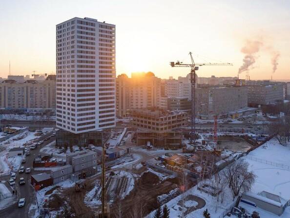 Фото Жилой комплекс ПАНОРАМА, дом 7, Ход строительства март 2019
