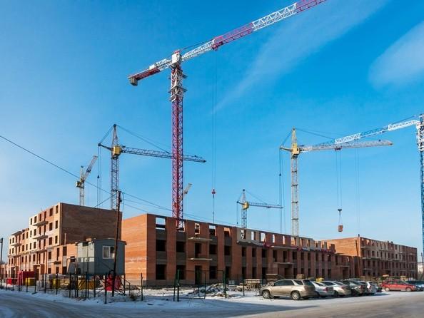Фото Жилой комплекс ОБРАЗЦОВО, дом 1, квартал 1, 21 февраля 2017