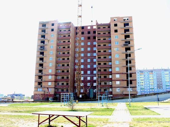 Фото Жилой комплекс Мужества, 12 , Ход строительства 21 мая 2018