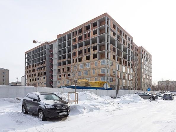 Фото Жилой комплекс ДУНАЕВСКИЙ, дом 3, Ход строительства февраль 2019