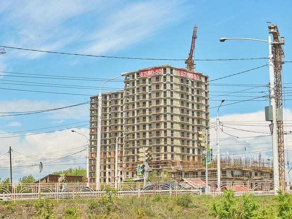 Фото Жилой комплекс ЧЕТЫРЕ СОЛНЦА, 1 очередь, б/с 2, 30 мая 2018
