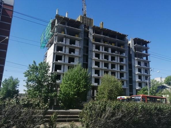 Фото Ленина, 123, Ход строительства май 2019