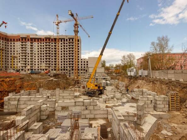 Фото Жилой комплекс СТОЛИЧНЫЙ, Б/С 11-12, май 2018