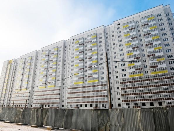 Фото Жилой комплекс Иннокентьевский, 3 мкр, дом 3, Ход строительства 11 декабря 2018