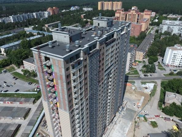 Фото Жилой комплекс VIVANOVA (Виванова), Ход строительства август 2019