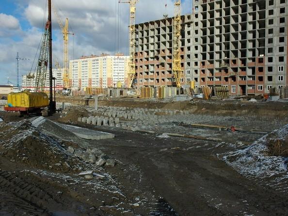 Фото Жилой комплекс КУЗЬМИНКИ, дом 13, Ход строительства октябрь 2018