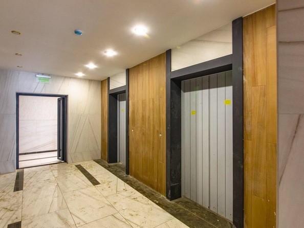 Лифты, ход строительства июль 2020