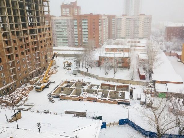 Фото Жилой комплекс Базарная, дом 2, Ход строительства 8 февраля 2019