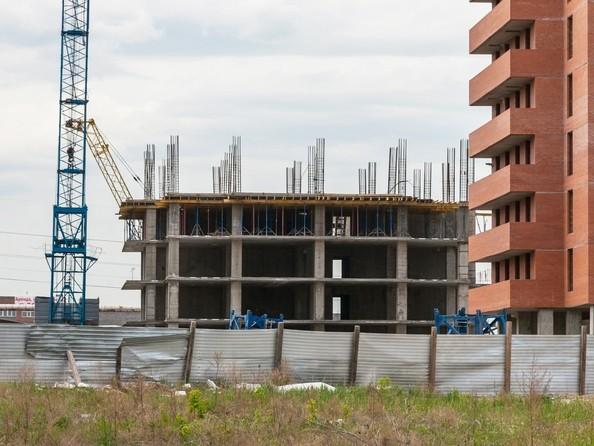 Фото Жилой комплекс КВАДРО, дом 1, Ход строительства 5 июня 2017