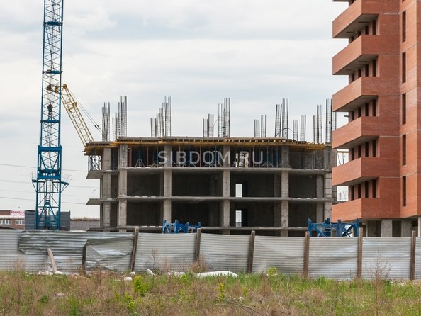 Фото КВАДРО, дом 1, Ход строительства 5 июня 2017