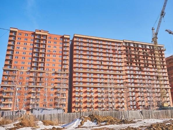 Фото Жилой комплекс Новое Ново-Ленино, б/с 30-32, Ход строительства 28 марта 2018