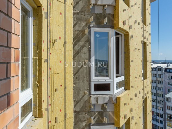 Фото Жилой комплекс СТРИЖИ, б/с НЕБО, Ход строительства 15 июля 2019