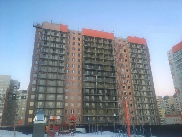 Фото Жилой комплекс МАТРЁШКИ, дом 6, Ход строительства декабрь 2018