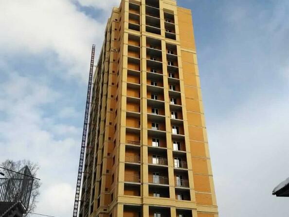 Фото Жилой комплекс НА КОРОЛЁВА, 2 оч, дом 1, Ход строительства февраль 2019